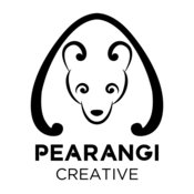 Pearangi Logo - all black